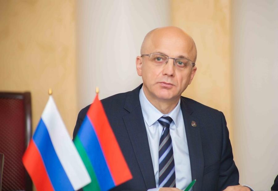 Элиссан Шандалович: Проект «Народный бюджет» получил большой отклик у жителей Карелии