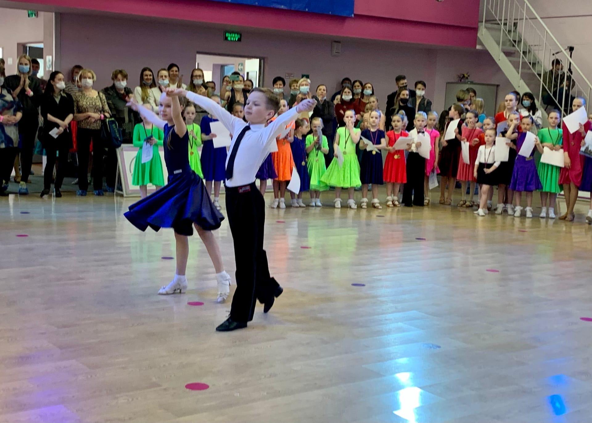 Кубок Федерации танцевального спорта Карелии